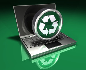 Computer recycle and donation in Toronto