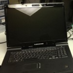 Cesare's Alienware laptop was fixed in 2 days that Dell couldn't fix